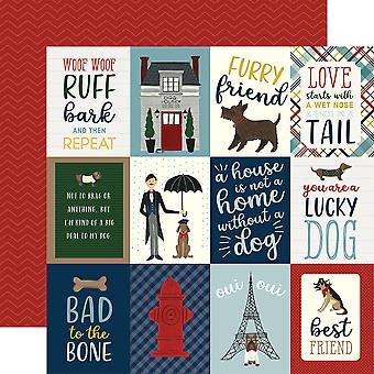 A Dog's Tail ' Double-Sided Cardstock 12
