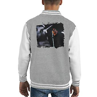 Liam Gallagher Live At TRNSMT Festival Kid's Varsity Jacket