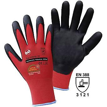 Nylon Protective glove Size (gloves): 9, L EN 388 CAT II L+D Griffy SCREEN TOUCH PPU 1185 1 pair
