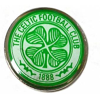 Celtic Fc Metal / Enamel Pin Badge