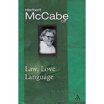 Lei de amor e linguagem de McCabe & Herbert