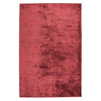 Katherine Carnaby Chrome Rug In Claret