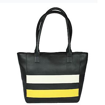 Eastern Counties Leather Womens/Ladies Whitney Tote With Colour Panel