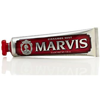 Marvis Cinnamon Mint Toothpaste - 75ml
