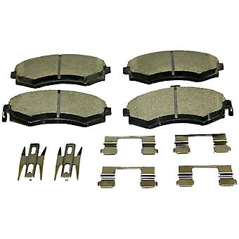 Monroe CX941 Ceramic Premium Brake Pad Set