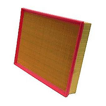WIX Filters - 49876 Heavy Duty Air Filter Panel, Pack of 1