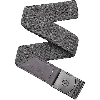 Arcade Future Weave Range Web Belt ~ Vapor grey