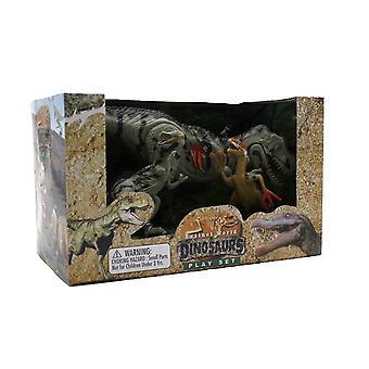 Extinct World Dinosaurs Boxed Playset, Style F