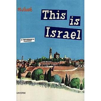 This is Israel by Miroslav Sasek - 9780789315953 Book