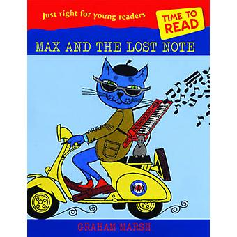 Time to Read - Max and the Lost Note by Graham Marsh - 9781847805447 B