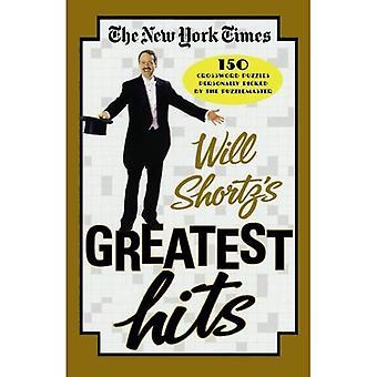 The New York Times Will Shortz Greatest Hits: 150 Kreuzworträtsel, persönlich ausgewählt von der Puzzlemaster