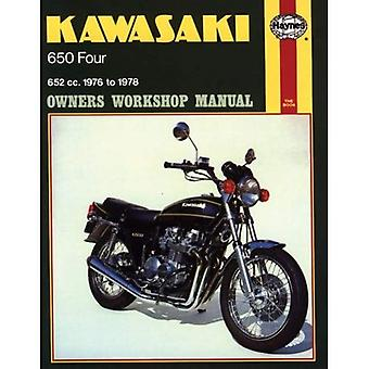 Kawasaki 650 Four Owner's Workshop Manual (Motorcycle Manuals)