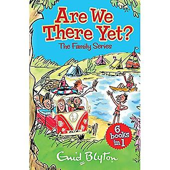 Are We There Yet?: Enid Blyton's complete Family Series collection