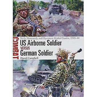 US Airborne soldat vs tysk soldat