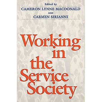 Working in the Service Society