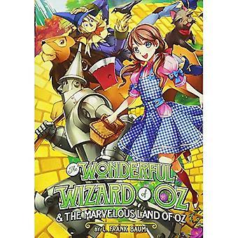 Wonderful Wizard of Oz & The Marvelous Land of Oz, The (Manga Illustrated Classics)