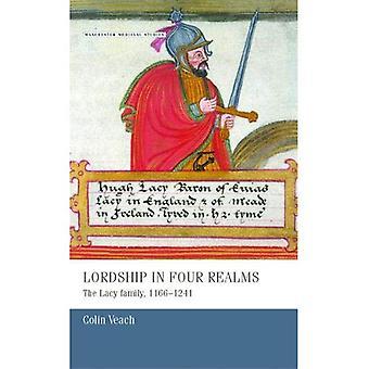 Señorío en cuatro reinos (estudios medievales de Manchester)