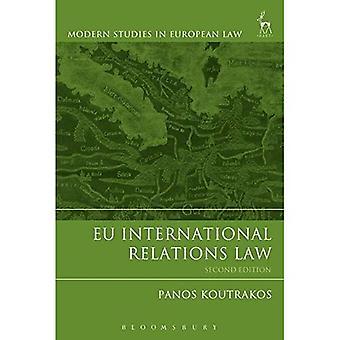 EU-wetgeving voor internationale betrekkingen (moderne Studies in de Europese wetgeving)