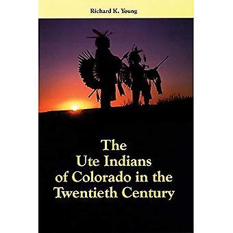Os índios Ute do Colorado no século XX