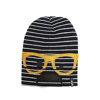 New Barts Boy's Stanley Beanie Outdoors Winter Hat Navy