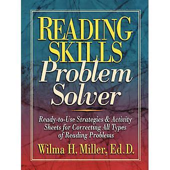 Habilidades de lectura problema Solver Spi por Miller
