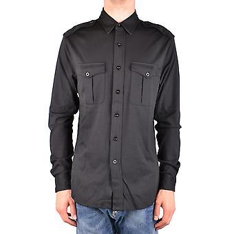 Ralph Lauren Black Cotton Shirt