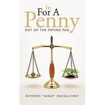 Kotona ajaksi Penny rikki-lta paistin pannu luona MacGillivray & Raymond sokeroida