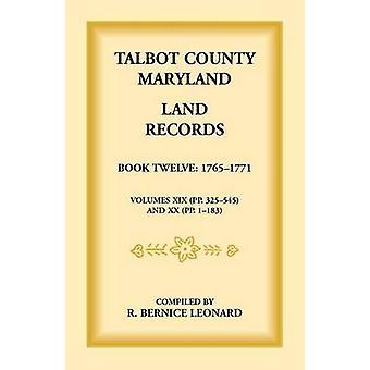 Talbot County Maryland Flurstücke buchen 12 17651771 von Leonard & Bernice