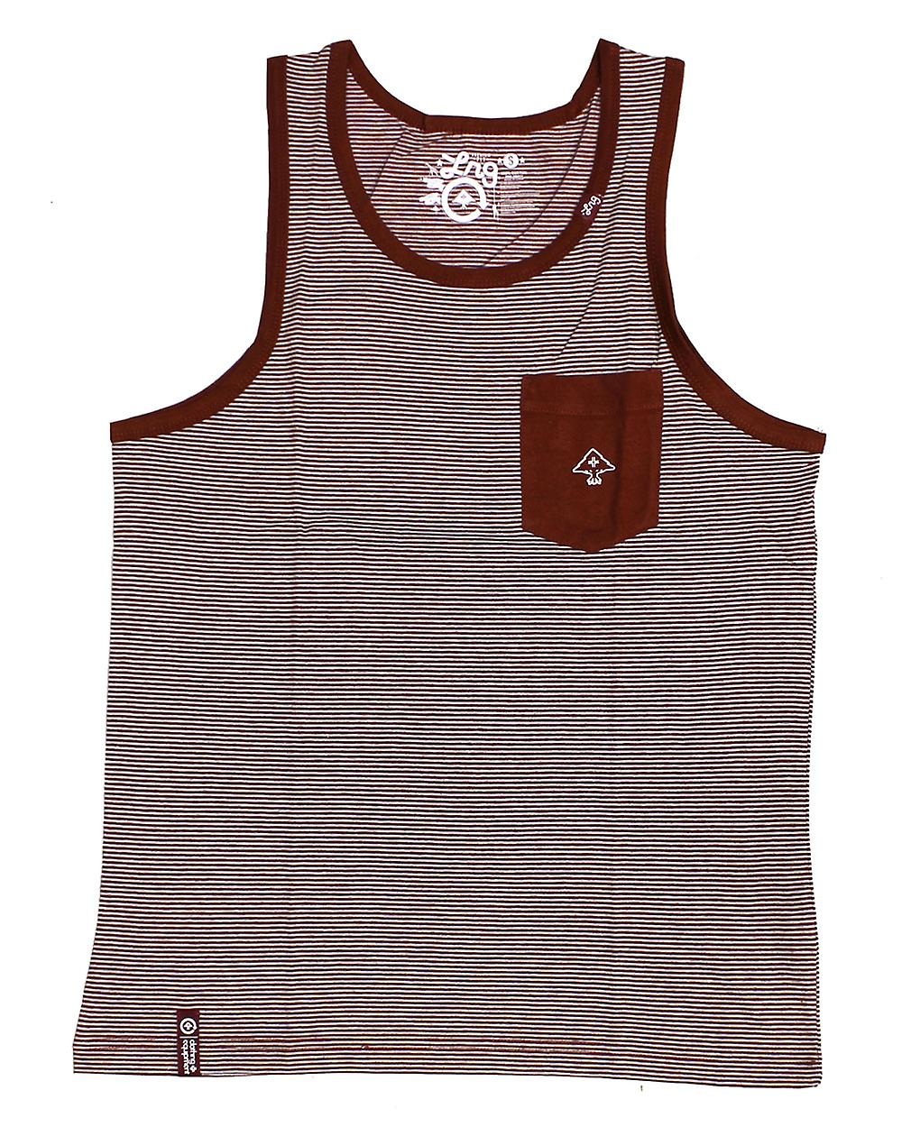 LRG Core collectie Yd Tank Top Bourgondië