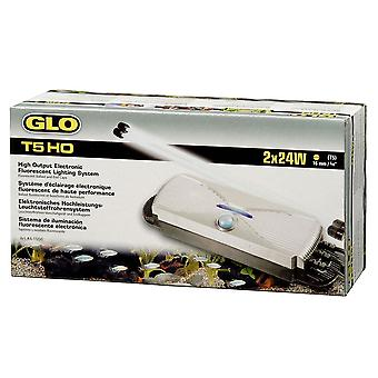 Glo Electronic T5 Double Ballasts - 54w