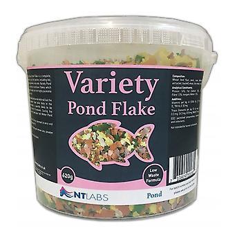 NT Labs Variety Pond Flake 620g