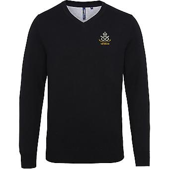 South Staffordshire Regiment Veteran - Licensed British Army Embroidered Jumper