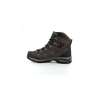 Karrimor Mens Leopard Walking Boots Lace Up Breathable Waterproof Padded Ankle