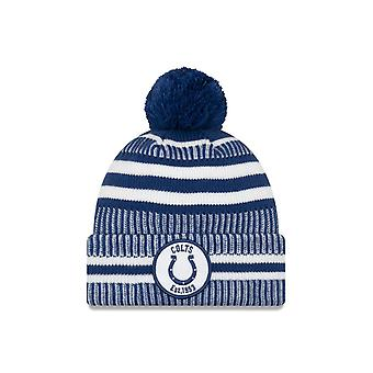 New Era på Field sport strikk hm Beanie ~ Indianapolis Colts