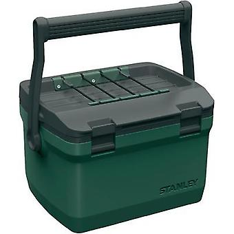 Cool box Adventure Black-green 6.6 l EEC=n/a Stanley