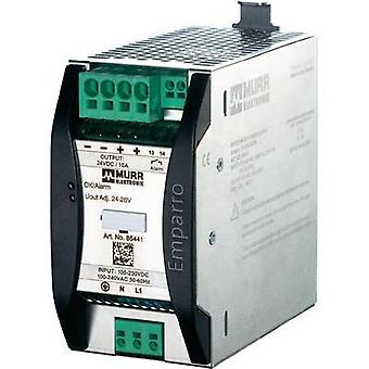 Murr Elektronik 85438 DIN Rail Power Supply , 1-Phase