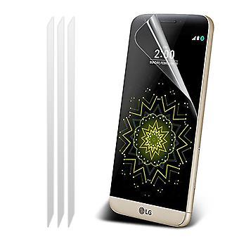i-Tronixs LG G5 Pack z 3 Folie ochronne na ekran szmatką polski-jasne