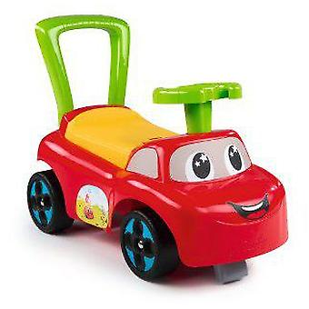 Smoby Red Auto (Toys , Preschool , Babies , Baby Walkers)