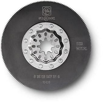 HSS Circular saw blade 85 mm Fein 63502097210 Compatible with (multitool brand) Fein, Makita, Bosch, Milwaukee, Metab