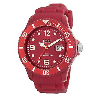 Ice Watch SWDRBS11 hiver Collection femme montre rouge profond