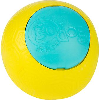 goDog Rhino Play Beast Junior-Yellow 778007