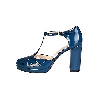 Made in Italia Women Pumps Heels Blue