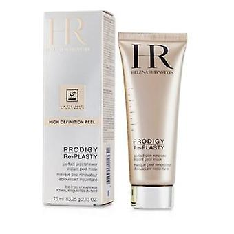 Helena Rubinstein Prodigy Re-plastik High Definition skræl perfekt hud fornyer Instant skræl maske - 75ml / 2.5 oz