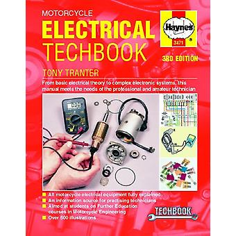 Motorcycle Electrical Techbook (Haynes Service and Repair Manuals) (Paperback) by Tranter Tony