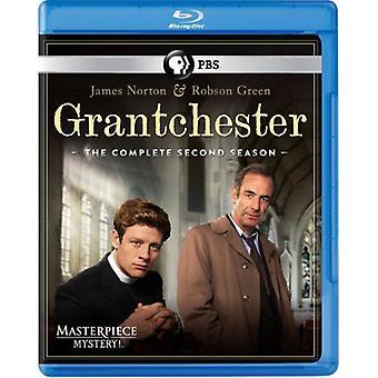 Grantchester: Season 2 [Blu-ray] USA import