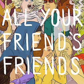 Alle din vens venner - alle dine venner [CD] USA import