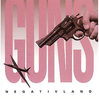 Negativland - kanoner [CD] USA importerer