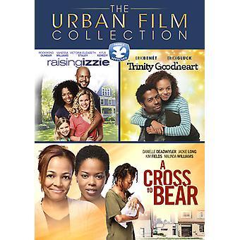 Cross to Bear / Raising Izzie / Trinity Goodheart [DVD] USA import