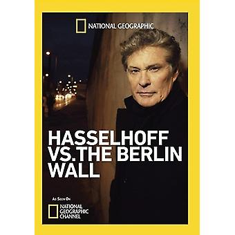 Hasselhoff vs. the Berlin Wall [DVD] USA import