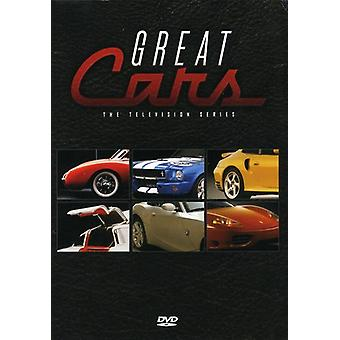 Grote auto's: Collection [DVD] USA import